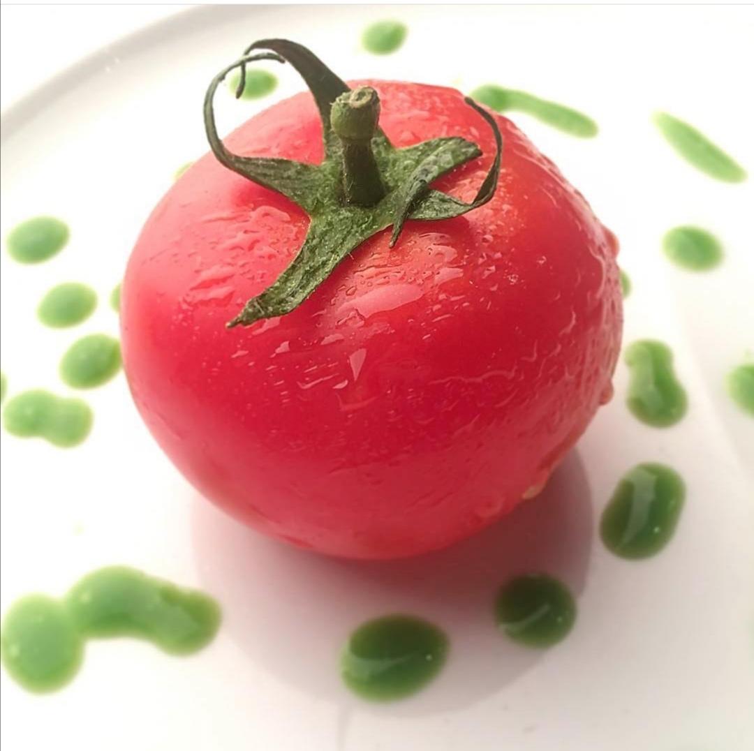 Solid Tomato Gazpacho