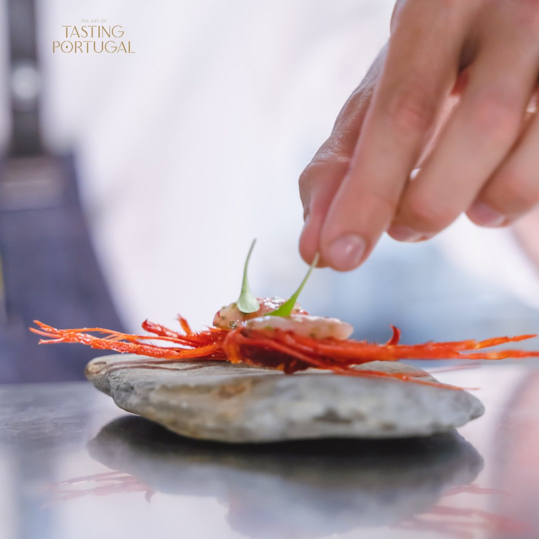 jantar flor de sal Grand tasting algarve3
